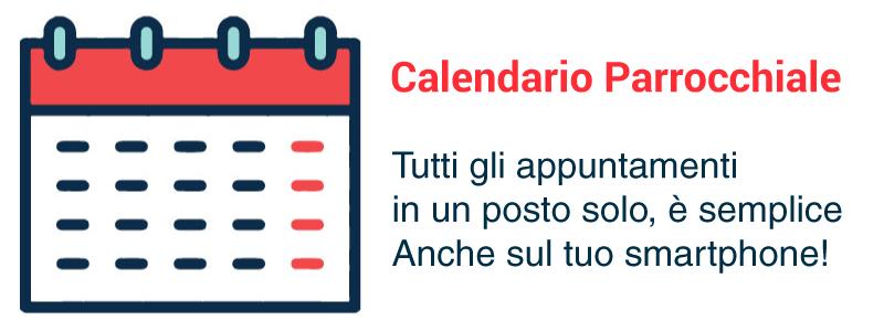 Calendario Parrocchiale