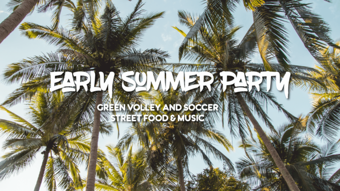 Early summer party