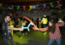 CrazyLook Party