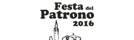 Festa del Patrono 2016
