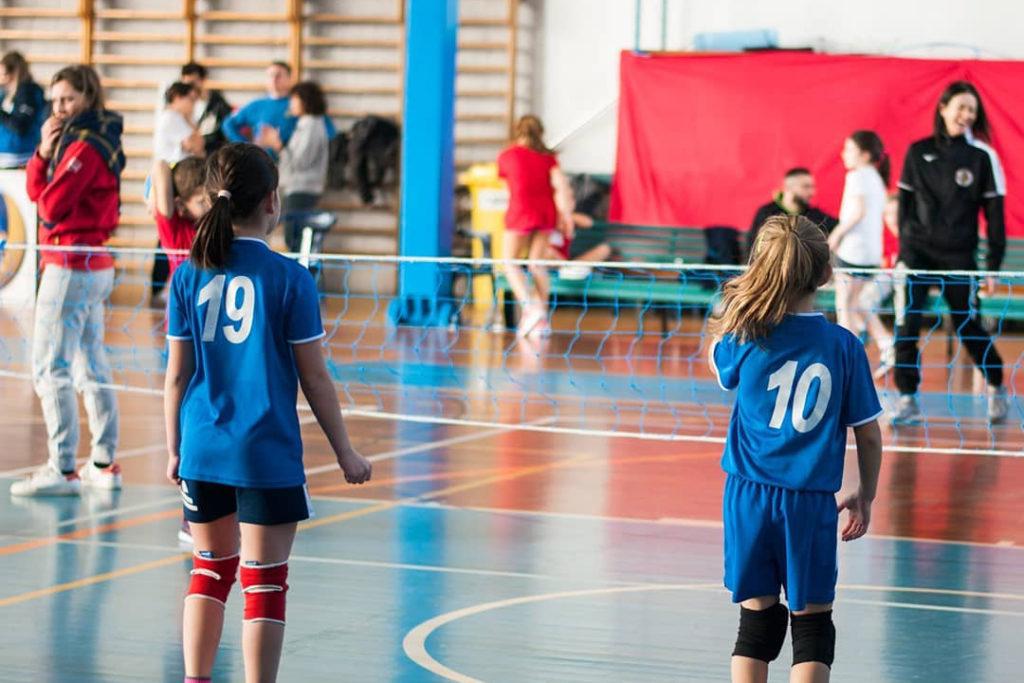 Progetto Volley S3 nelle scuole