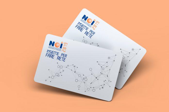 Tessera NOI Associazione 2019