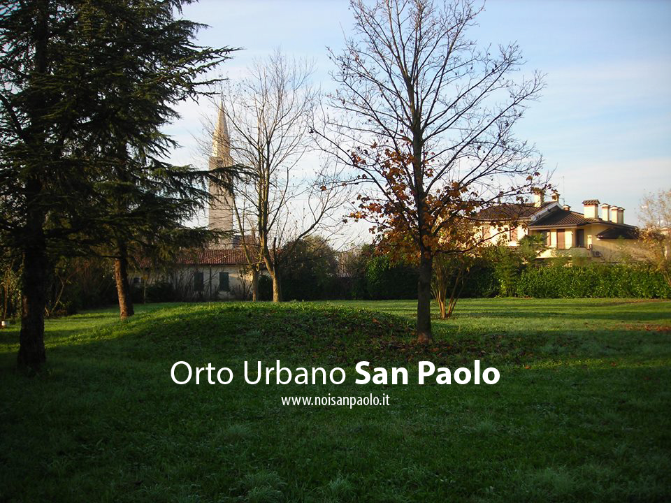 Progetto Orto Urbano a San Paolo