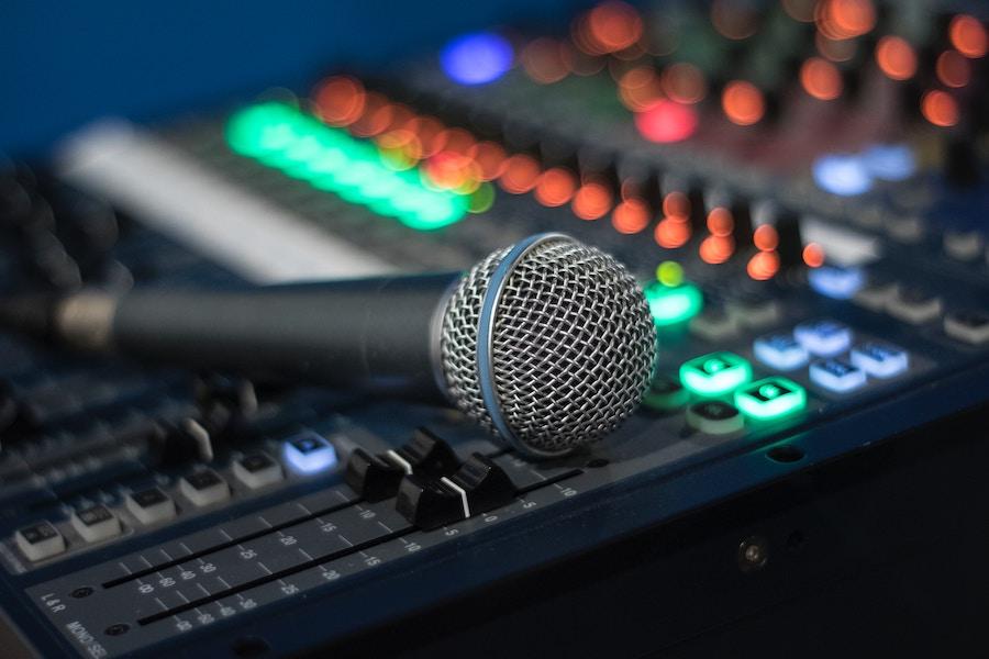 Sala prove MusicBox Treviso